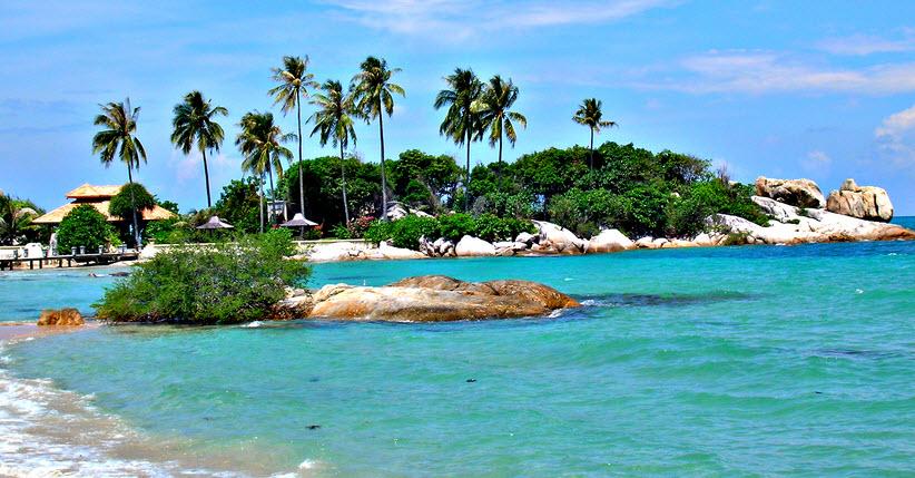 5 Pesona Tempat Wisata Di Bangka Belitung Yang Eksotis Pusat Informasi Tempat Wisata
