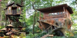 Wisata Rumah Pohon