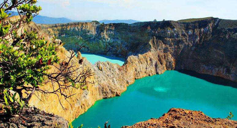 Danau Kelimutu Pusat Informasi Tempat Wisata