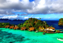 pulau gam raja ampat