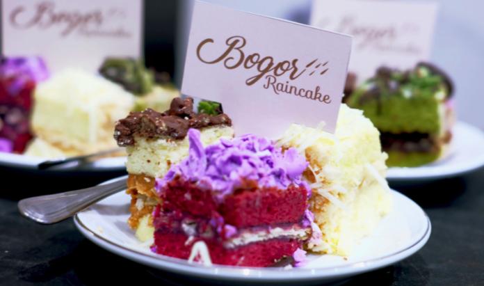 Bogor Rain Cake