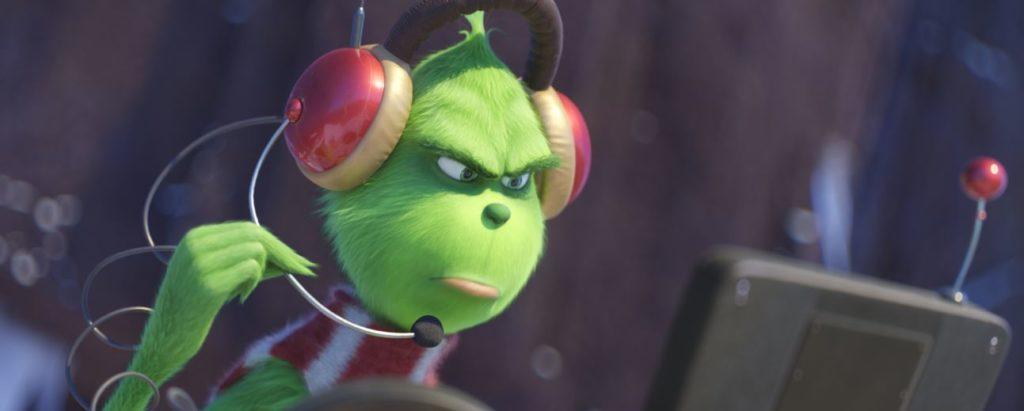 The Grinch - Sosok Hijau si Pembenci Natal Hadir Dalam Wujud Animasi