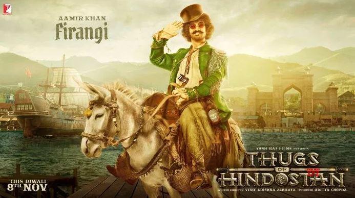 Thugs Of Hindostan - Kembalinya sosok Aamir Khan dan Amitabh Bachchan di Layar Lebar!