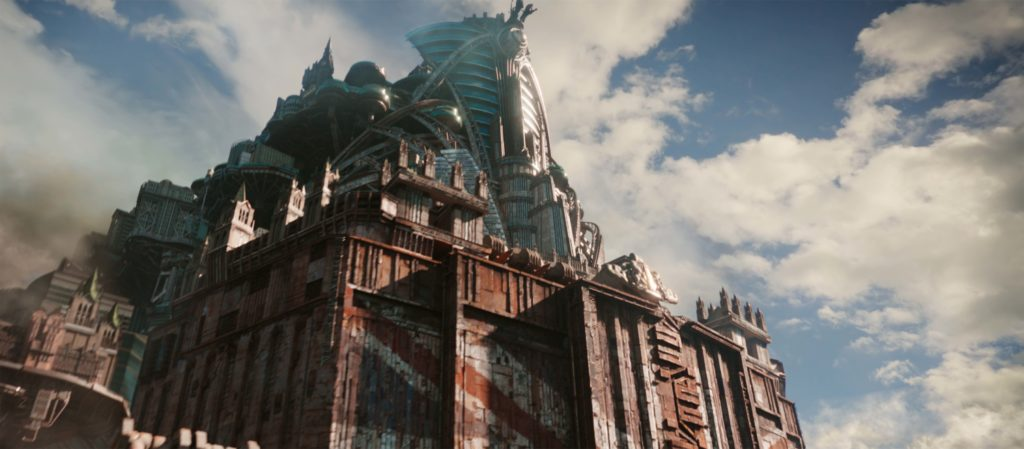 Mortal Engines - Pertempuran Tiada Henti!