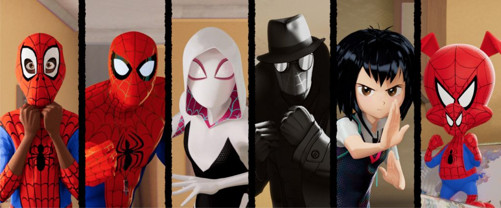 Spider-Man: Into The Spider-Verse - Suguhan Animasi Sempurna Khas Marvel!